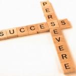 Perseverance Trumps Adversity