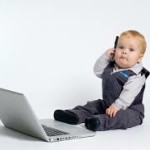 baby salesperson